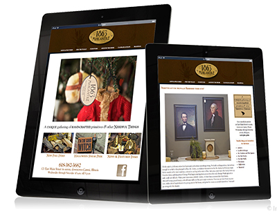 Website designer for small business