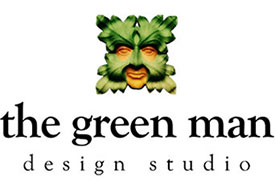 Green Man Design Studio: Advertising, Web Design, SmugMug Customization header image