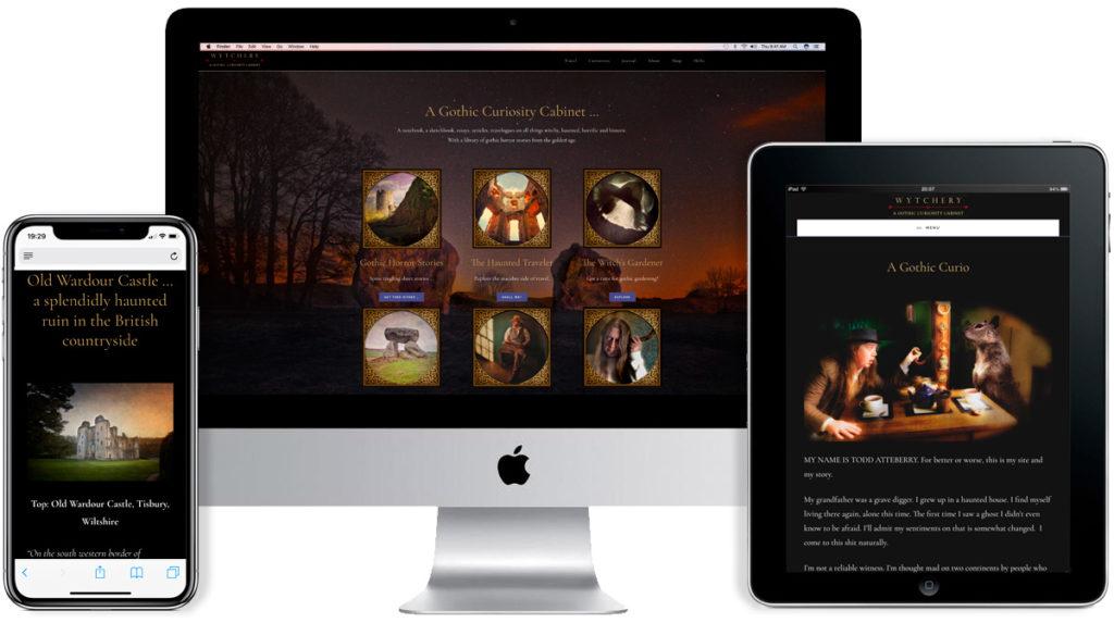 On WordPress photography blogs - Green Man Design Studio